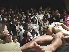 הצג היפנים סקס חי